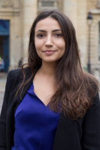 Sabrina Boukhatem – Trésorière adjointe