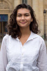 Sarah Belmekki – Trésorière