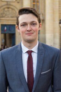 Florian Imbert – Secrétaire adjoint