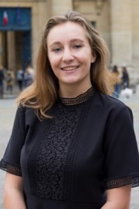 Inès Bertrand – Trésorière adjointe