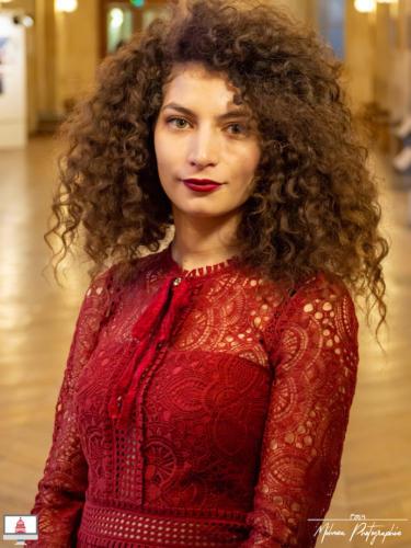 Mathilde-Yasmine Morvan —Vice-Présidente