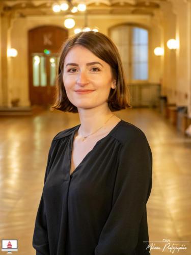 Pauline Riera  —Vice Présidente