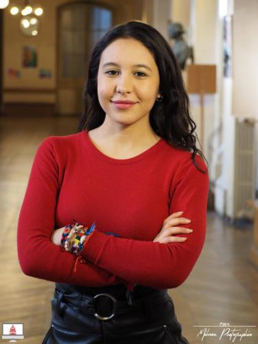 Yasmine Bouziri